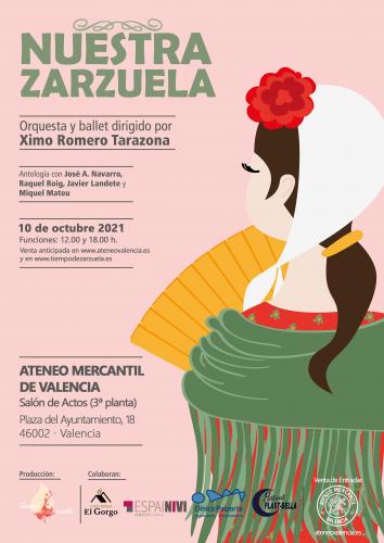 Concierto Nuestra Zarzuela